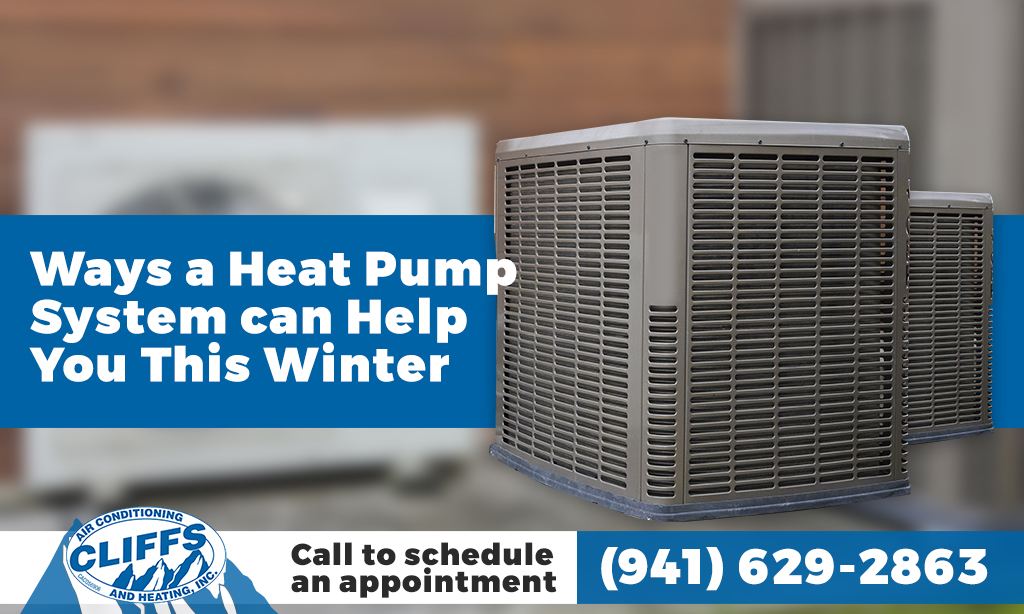 The Many Ways a Heat Pump System can Help You This Winter
