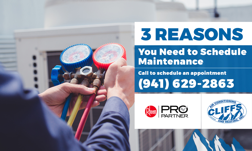 Air Conditioning Maintenance – Port Charlotte, Punta Gorda, North Port