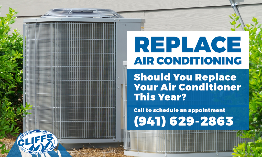 Should I Replace My Air Conditioner This Year?