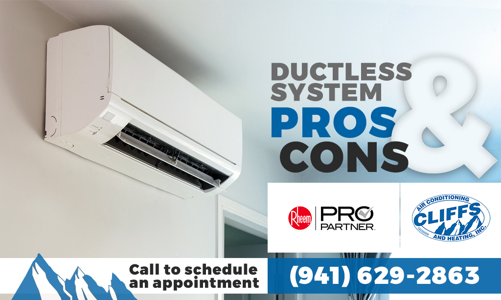The Pros and Cons of Installing a Ductless System