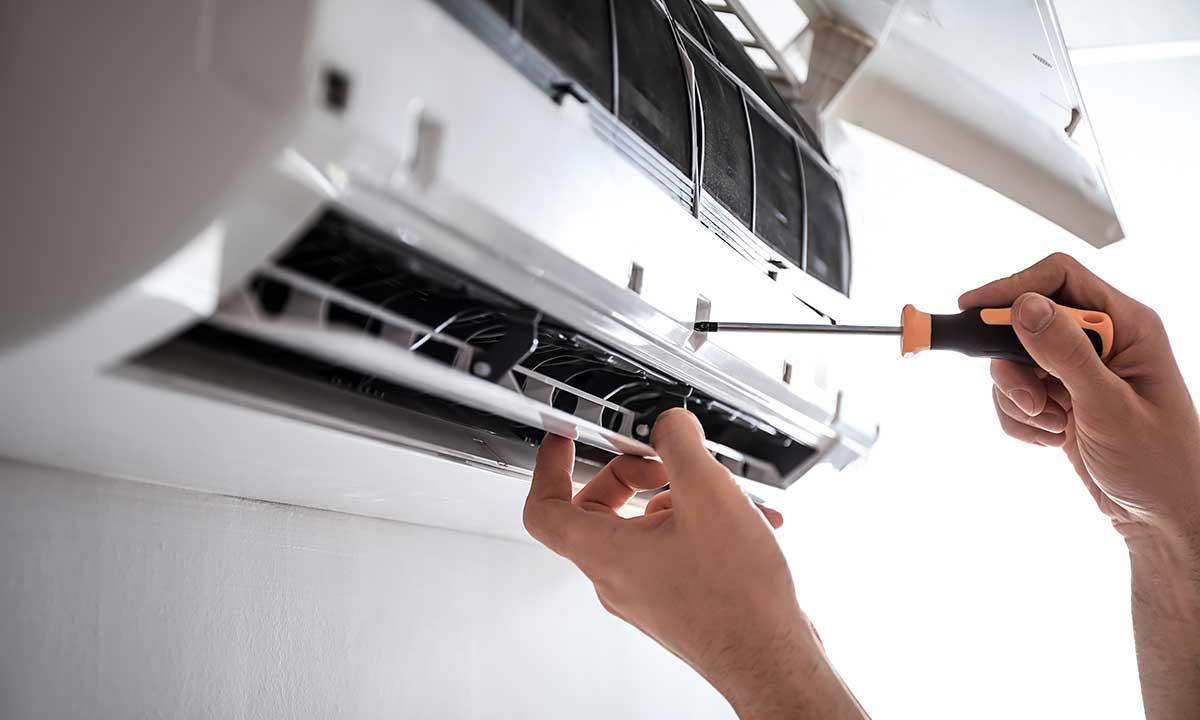 Air Conditioning Maintenance 1