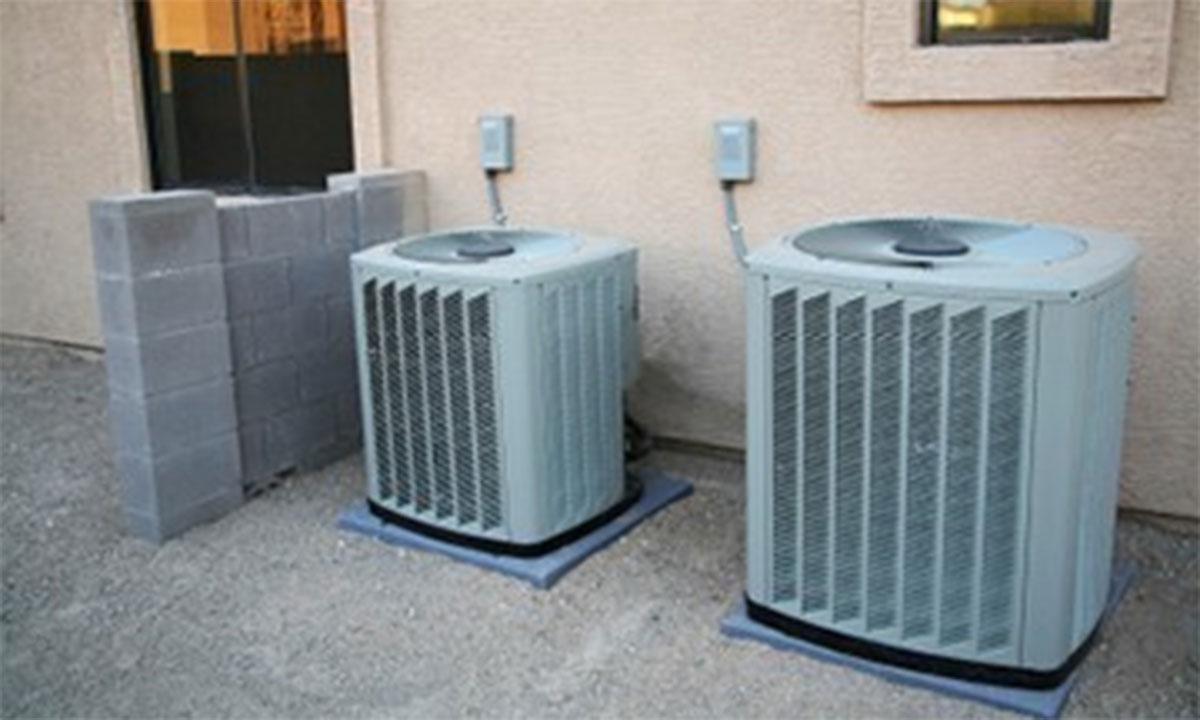 Solar Air Conditioning 1