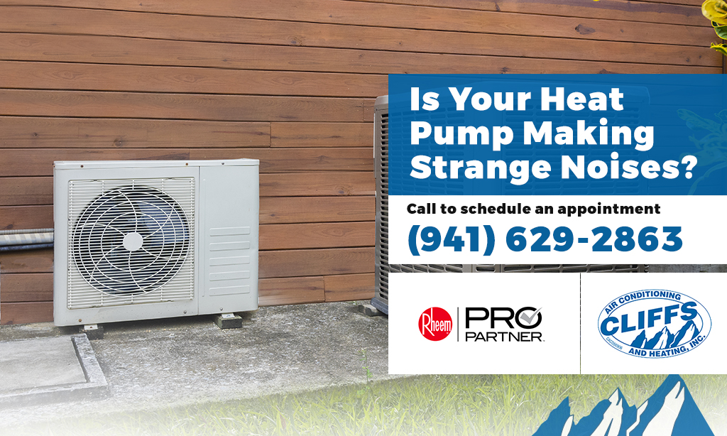 Why Your Heat Pump Is Making Strange Noises