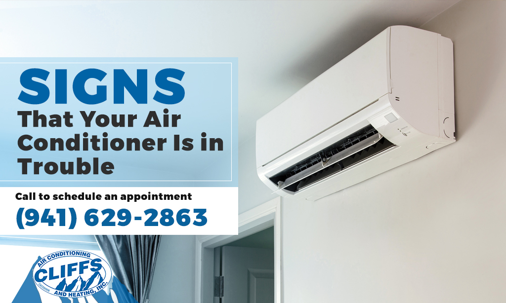 Be Careful of These Signs That Your Air Conditioner Is in Trouble