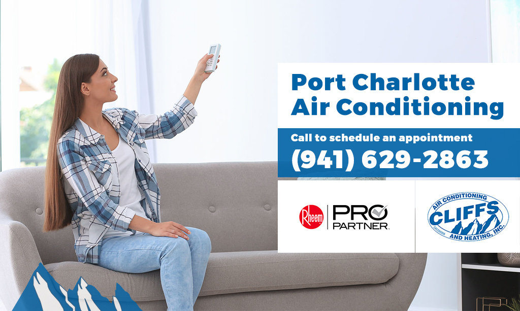 Port Charlotte Air Conditioning – (941) 629-2863