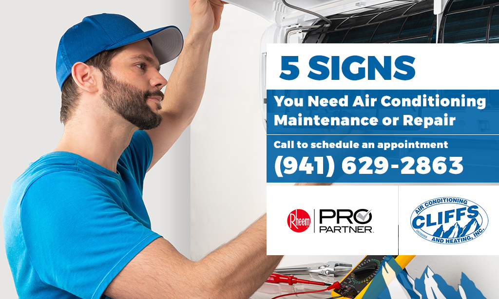 Port Charlotte Air Conditioning Repair (941) 629-2863