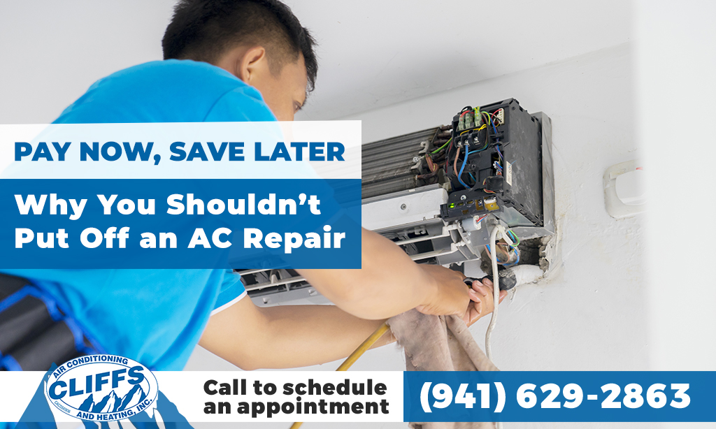Port Charlotte AC Repair – AC Problems in Port Charlotte?