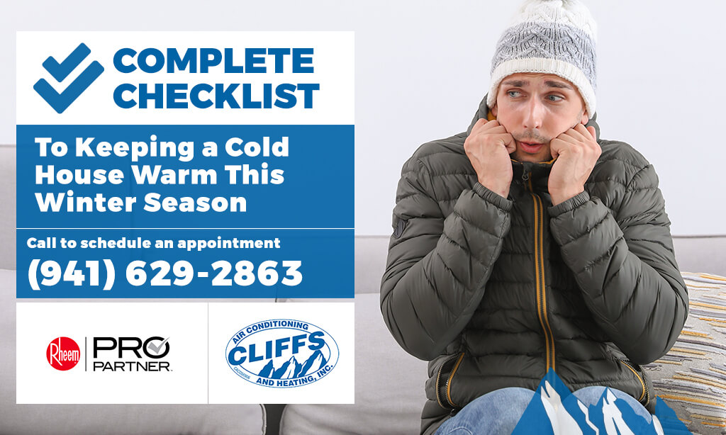 The Complete Checklist to Keeping a Cold House Warm This Winter Season