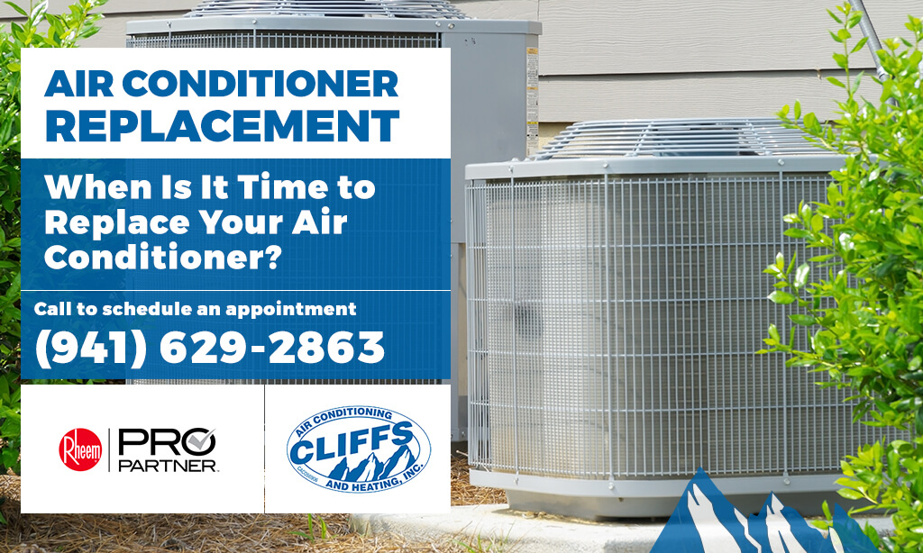 AC Replacement: When Is It Time to Replace Your Air Conditioner?