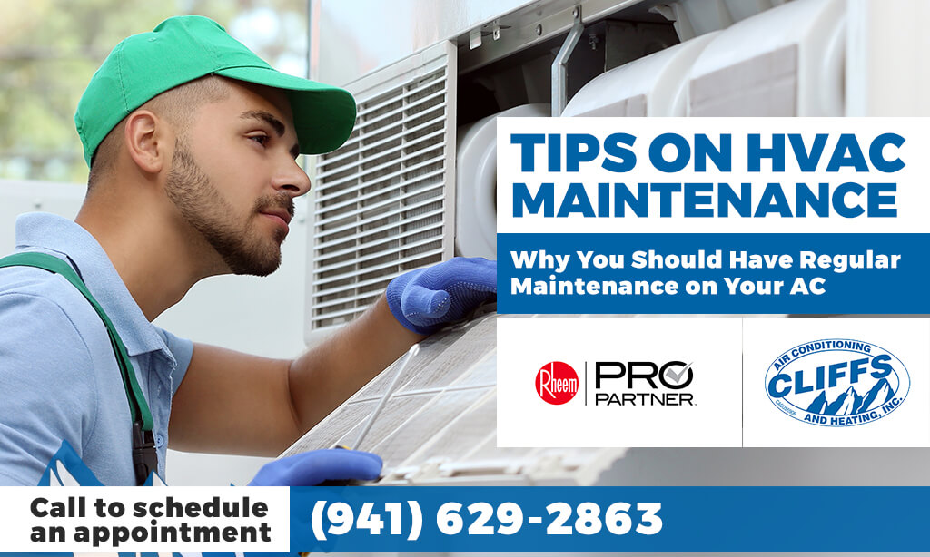 HVAC Maintenance Tips: Why You Should Have Regular Maintenance on Your AC