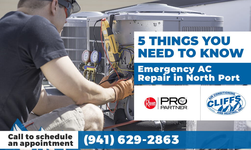 Emergency AC Repair in North Port: 5 Things You Need to Know