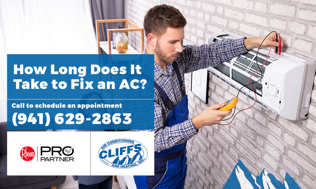 How Long Does It Take to Fix an AC?