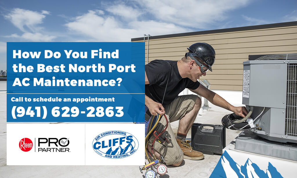 North Port AC Maintenance