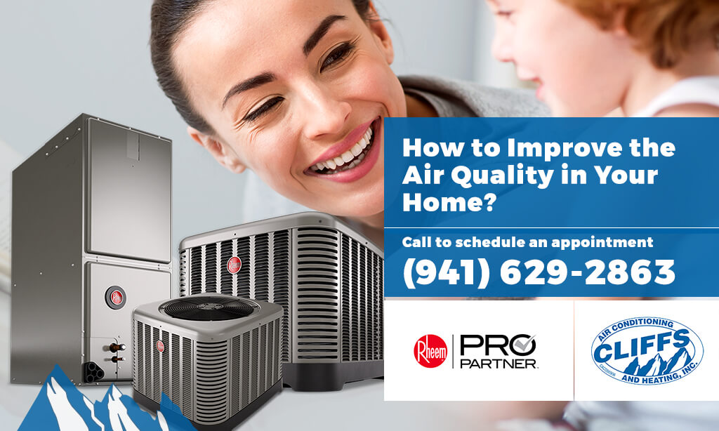 How to Improve the Air Quality in Your Home?