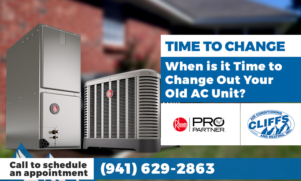 When is it Time to Change Out Your Old AC Unit?
