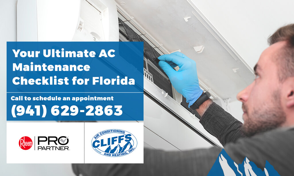 Your Ultimate AC Maintenance Checklist for Florida