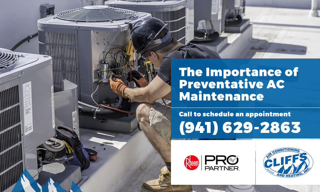 The Importance of Preventative AC Maintenance